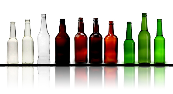 beer bottles small