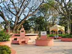 Parque Central Jarabacoa