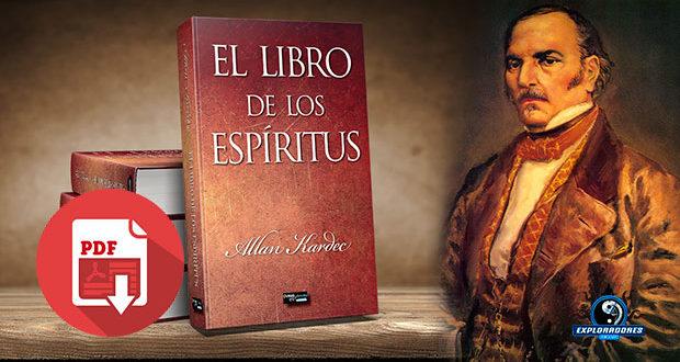 Descarga El Libro De Los Espíritus Formato PDF Gratis