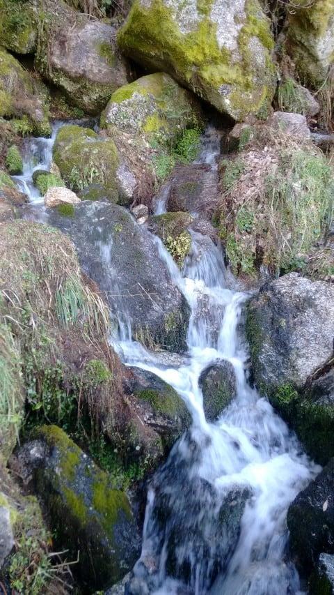Riacho na Serra da Estrela
