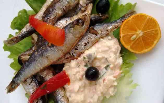 Peixe petinga, Açores