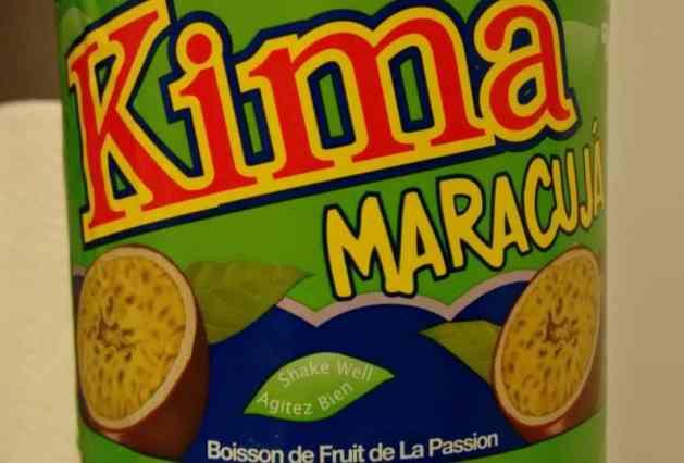 Kima, refrigerante Açores