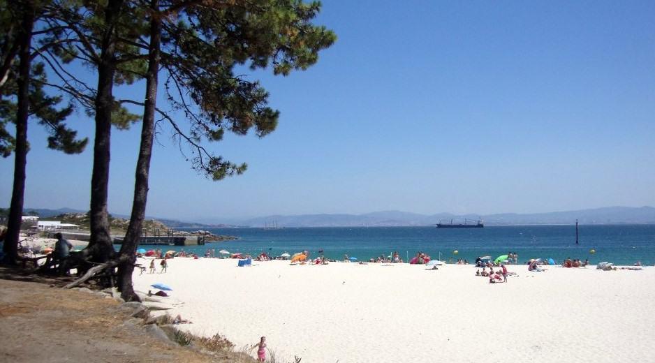 Uma das (mais belas) praias das Ilhas Cíes
