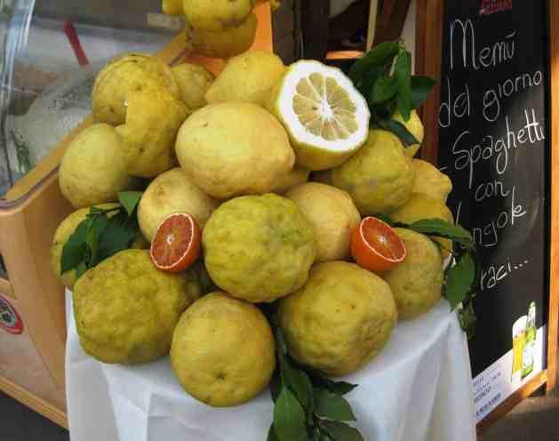 Limão gigante