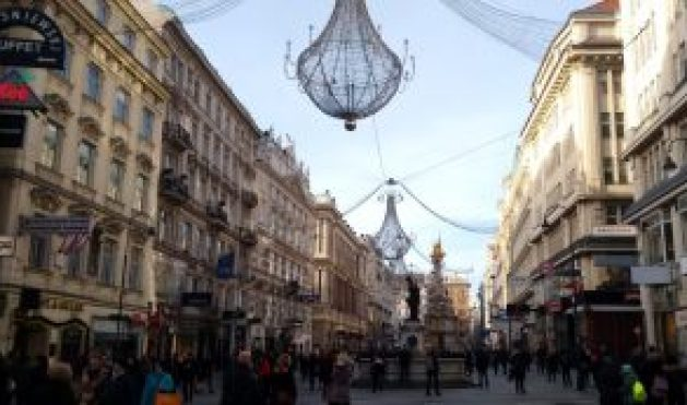 Viena rua Natal