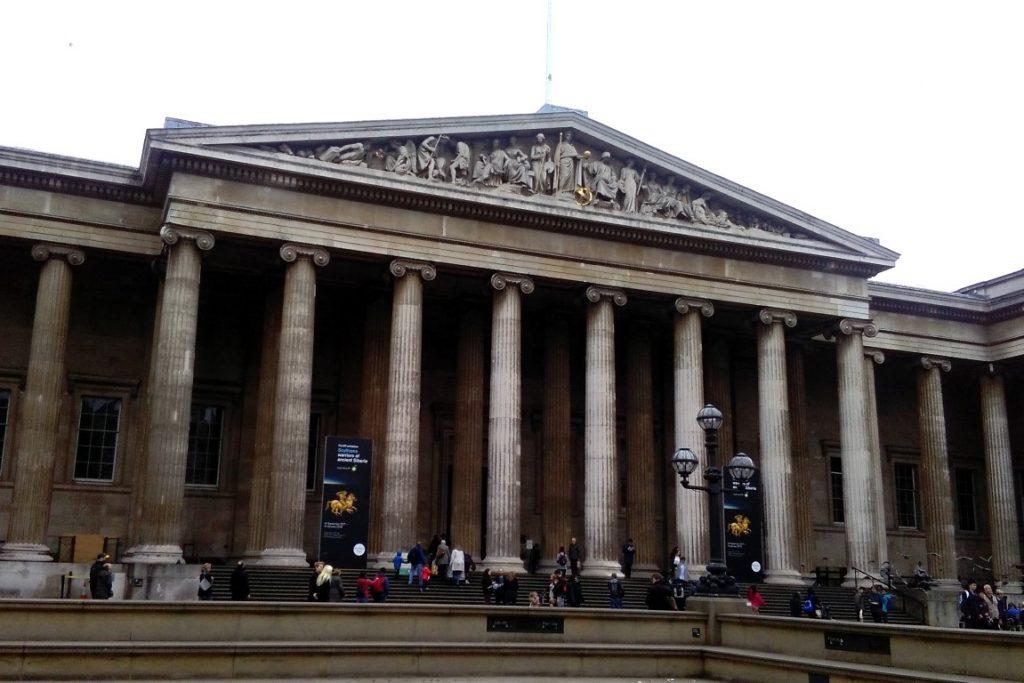 British Museum, Londres
