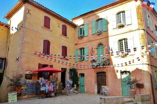 Roussillon, Provença