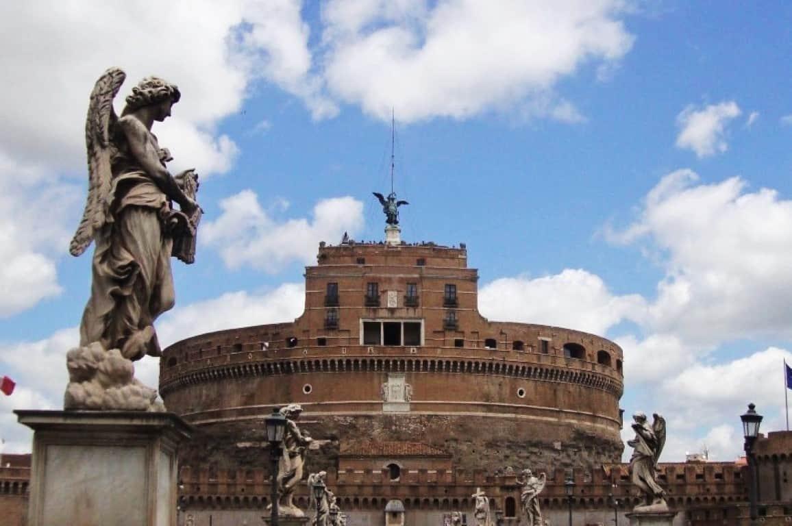 Roma - Castelo de Sant'Angelo