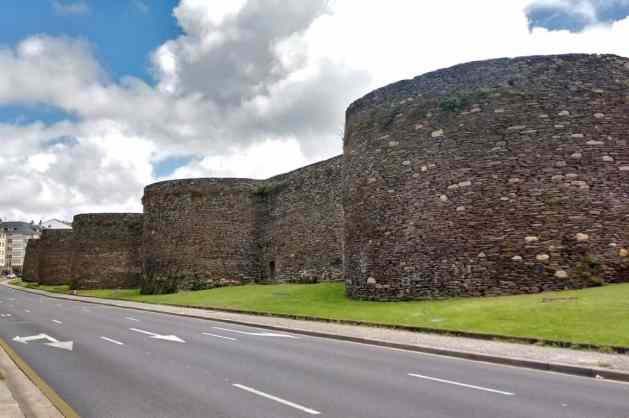 Muralha romana de Lugo