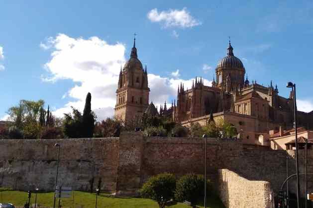 Catedral de Salamanca, Espanha