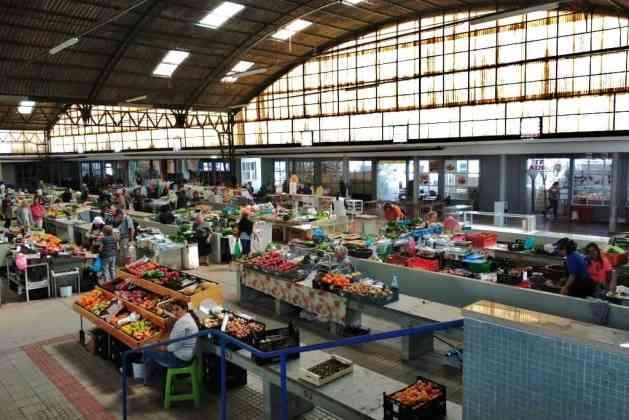 Mercado Municipal da Nazaré