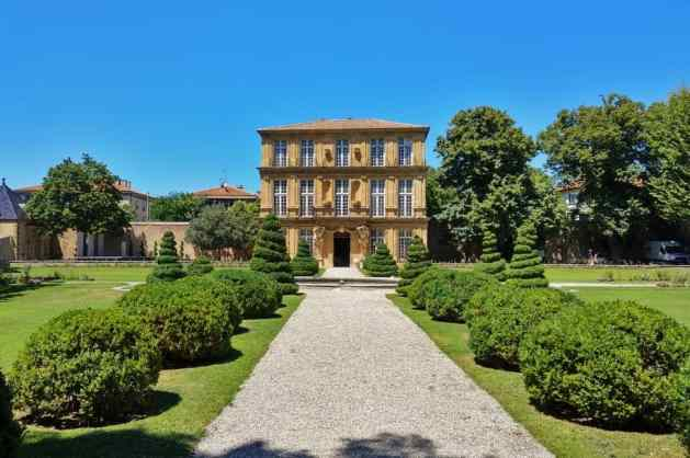 Pavillon de Vendôme Aix-en-Provence