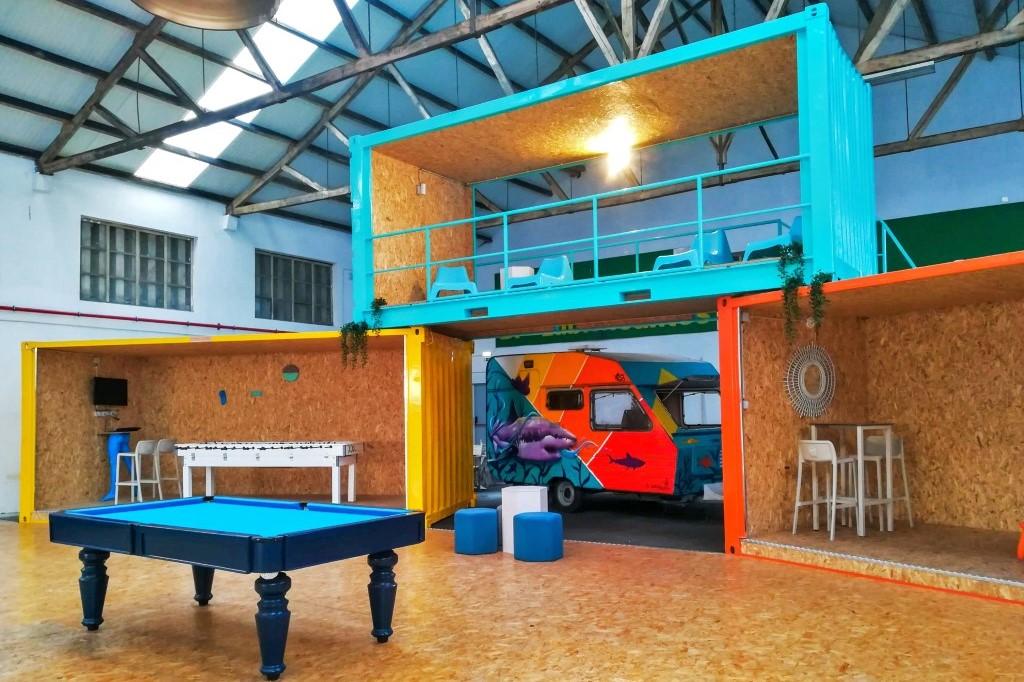 Aktion Peniche hostel & apartments, alojamento no centro histórico de Peniche