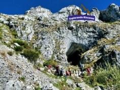 explorando rincones senda cobre cueva cobre montaña palentina (8)