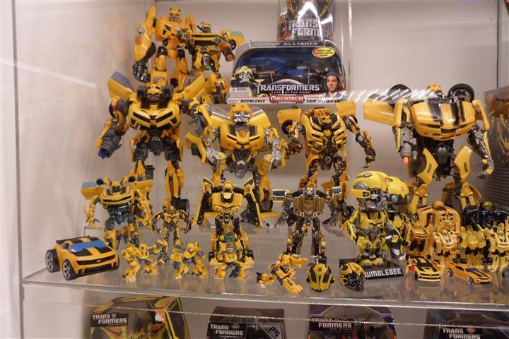 koleksi bumblebee
