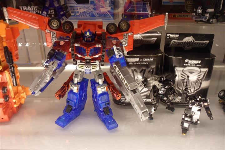 koleksi optimus prime