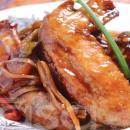 ganbar menu ayam masak kicap