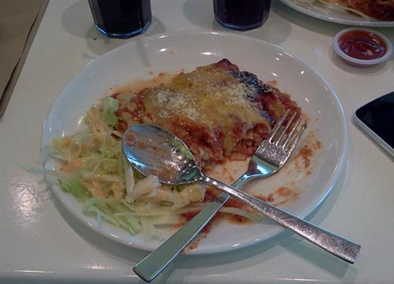 makanan di kafe legoland