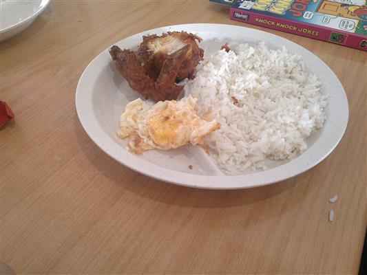 gambar nasi lemak