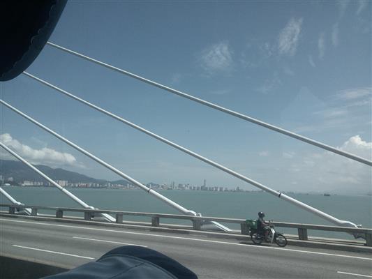 gambar jambatan besar