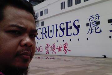 gambar dari luar star cruise