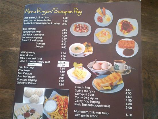 menu sukand's food station 4