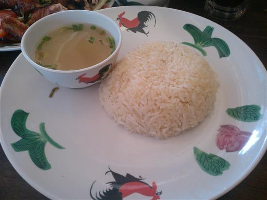 Nasi ayam