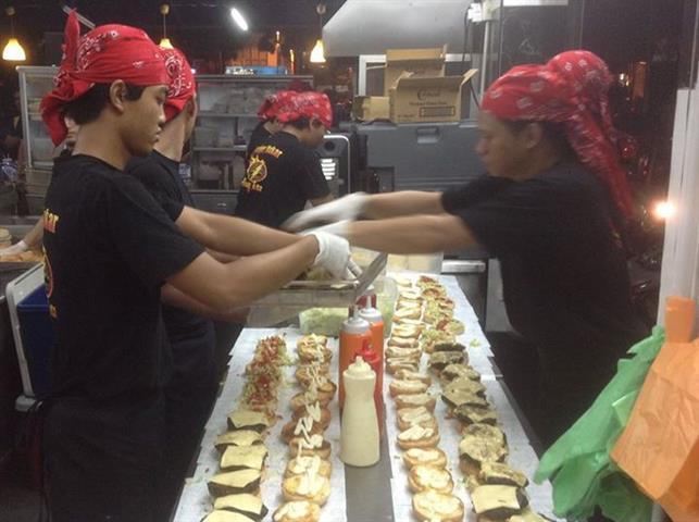 burger rm5 murah