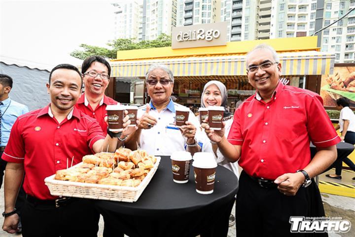 dirasmikan oleh Dato Sri Hasan Malek