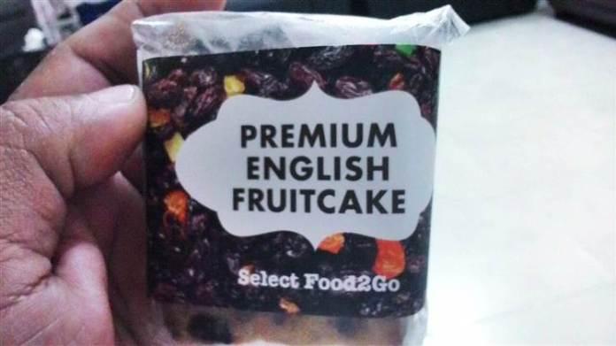 kek buah paling best