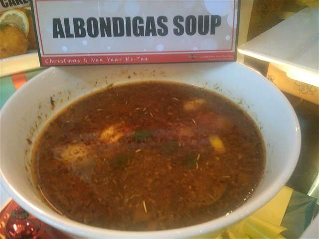 Sup Albondigas