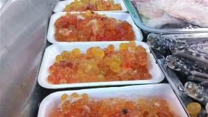 Telur Ikan Duri