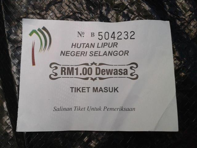 gambar tiket