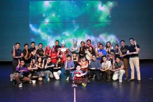 bloggers and ultraman