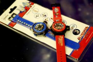 limited edition ultraman projector watch
