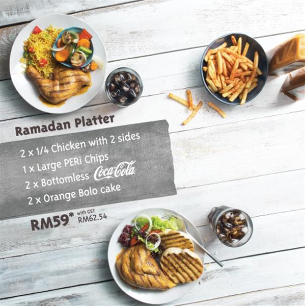 Set Ramadhan Platter