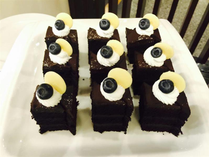 kek cokelat