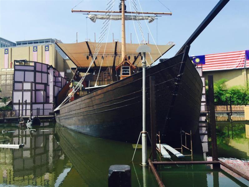 Kapal Replika Bahtera Merdeka