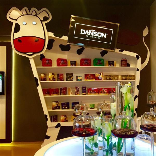 produk Danson turut ditawarkan harga runtuh di jualan gudang nanti