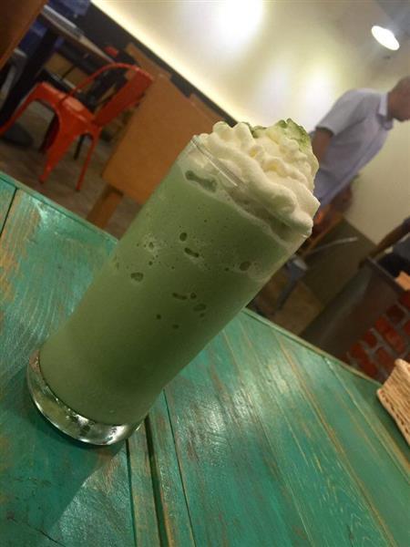 tempat-makan-best-bangsar-green-tea