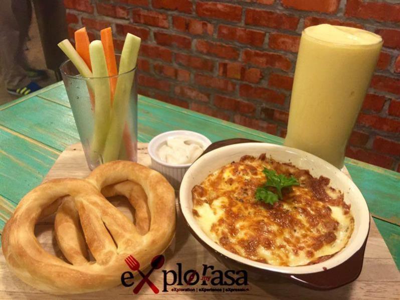 tempat-makan-best-bangsar-pretz-n-beanz-4