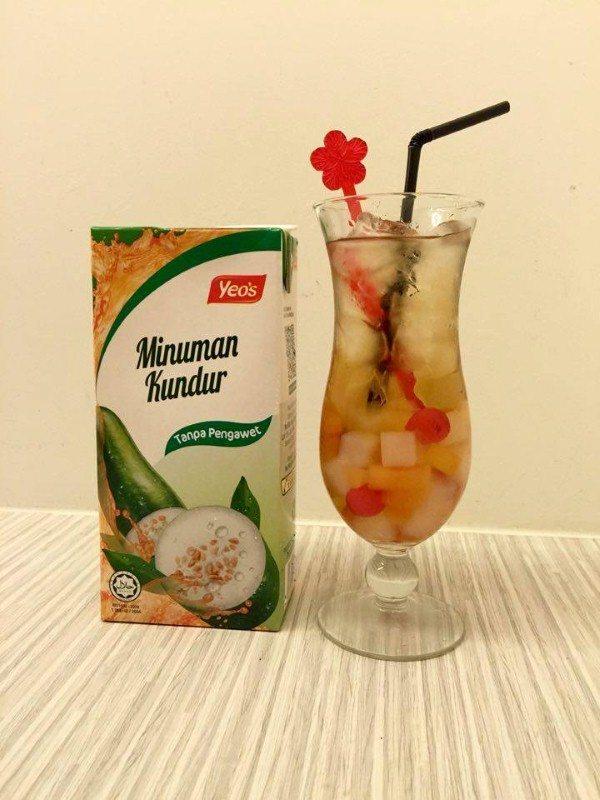 Koktel Kundur Seikhlas Ramadhan