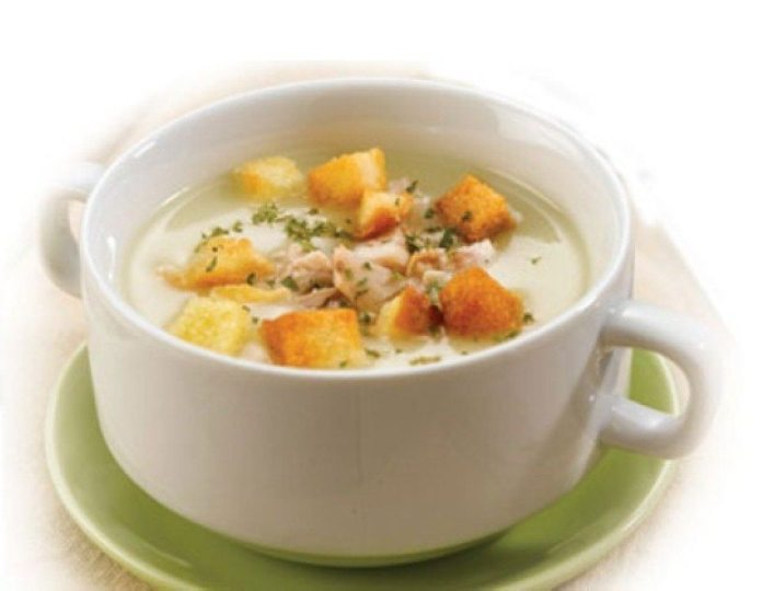 Country Style Chicken Soup yang enak