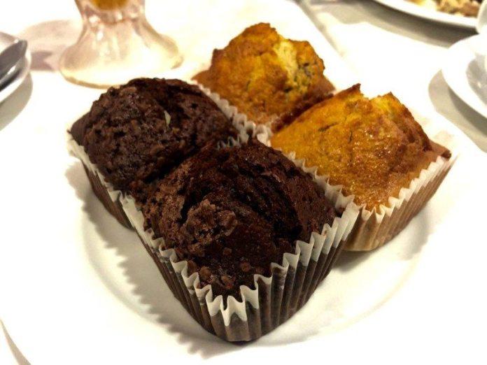 Muffin terbaik KRR