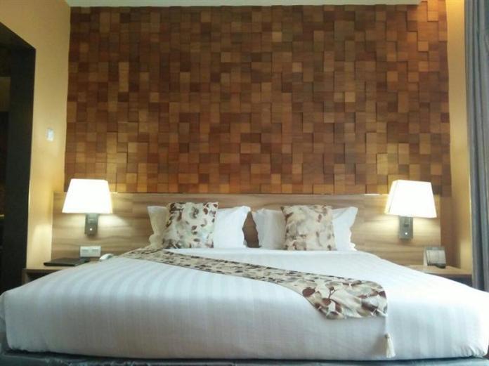 bilik konsep kayu
