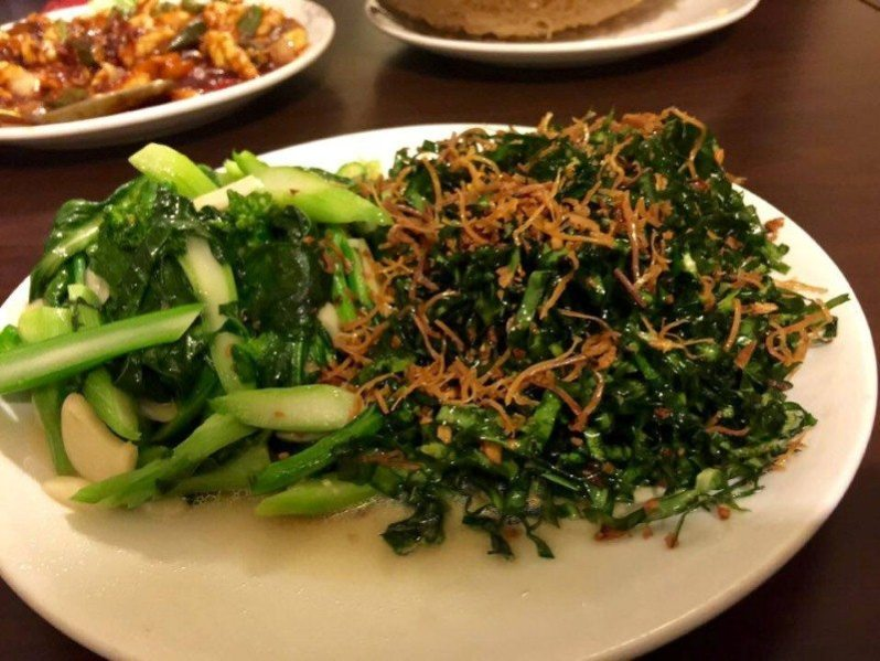 restoran-mohammad-chow-kailan