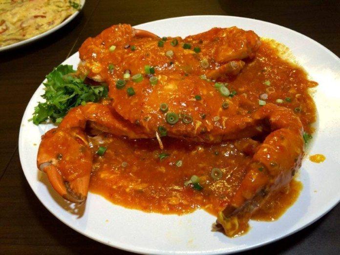 restoran-mohammad-chow-ketam-nipah