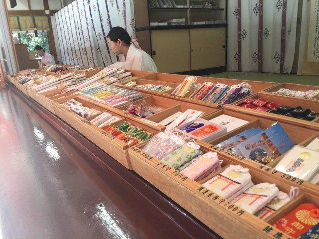 kirishima-shrine-barang-jualan
