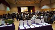Full house at explorASIAN Recognition Gala!
