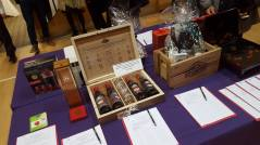 Camus Cognac, Barley Wine, and Beer at Silent Auction courtesy of @Granville Island Breweries and Kelly Ip!